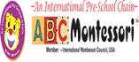 Abc Montessori,  Jai Prakash Nagar Logo