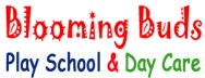 Blooming Buds Play School,  Ns 13 Logo
