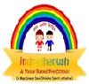 Indradhanush Pre School,  91A Logo