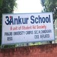 Ankur Nursery School,  Sector 14 Logo