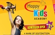 Happy Kids Academy,  353 Logo