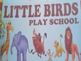 Little Birds Play School,  F 267 Logo