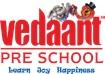 Vedaant Pre School,  Mr 5 Logo
