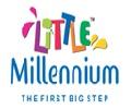 Little Millennium,   N-43 Logo