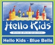 Hello Kids,  E 32 Logo