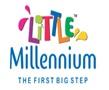 Little Millennium,  B-255 Logo