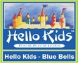 Hello Kids,  30 40 Logo