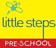 Little Steps Pre School,  17 Logo