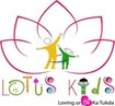 Lotus Kids,  Plot No- 1 Logo