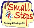 Small Steps Nursery & Kindergarten,  Rameshwar Nagar Logo