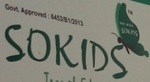 Sokids Pre / Play School,  Pasupathi Nagar Logo