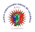 Maria Montessori House Of Children,  Mother Teresa Rd Logo