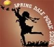 Spring Dale Public School,  Mahapurush Damodardev Path Logo