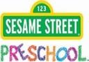 Sesame Street Preschool,  Mahanadda Road Logo