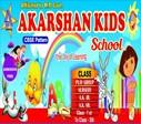 Akarshan Kids,  Anand Nagar Logo