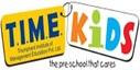 T.I.M.E. Kids Preschool,  Sangamam Logo