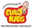 Euro Kids Pre School,  F 001/002 Logo