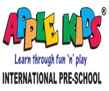 Apple Kids International Pre School,  Vengeta Nagar Logo