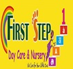 First Step Day Care & Nursery,  Dr. Radhakrishnan Nagar Logo