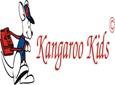 Kangaroo Kids,  New Kantharaj Urs Road Logo