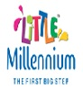 Little Millennium,  Beside B. R. Modern School Logo