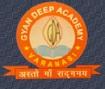 Gyandeep Academy,  Kandawa Logo
