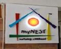 My Nest,   Sarthak Bungalow Logo