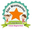 Star Montessori Preschool,   #5A Logo