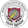 Springdales School,  Sushant City Logo
