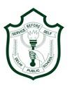Delhi Public School(DPS),  287 295 Logo
