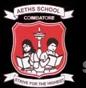 Angappa Education Trust Senior Secondary School,  Raja Annamalai Road Logo