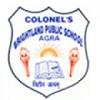 Colonels Brightland Public School,  Lakawli Logo
