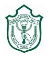 Delhi Public School,  Behind Nri Bungalows Logo