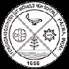 St. Michael's High School,  Digha Ghat Logo