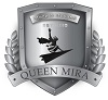 Queen Mira International School,  Kochadai Logo