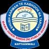 Baba Isher Singh Public School,  D Block Logo