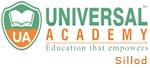 Universal Academy G. A. Shah English School,  Bhokardhan Road Logo