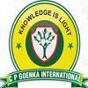 C.P. Goenka International School,  Off Ghodbunder Road Logo
