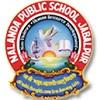 Nalanda Public School,  23/24 Logo