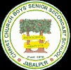 Christ Church Boy's Senior Secondary School,  Sleeman Road Logo