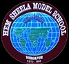 Hem Sheela Model School,  Jawahar Lal Nehru Road Logo