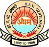 DAV Model School,  J.M. Sengupta Road Logo