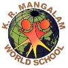 K. R. Mangalam World School,  Sector 6 Logo