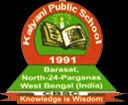 Kalyani Public School,  Barasat Logo