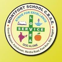 Montfort School,  Dongargaon Logo