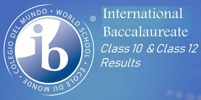 International Baccalaureate (IB) Result for Class 10 and Class 12