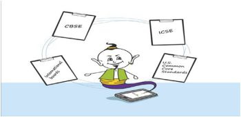 Indian Education Boards - CBSE, IB, IGCSE, ICSE, State Boards image