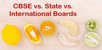 CBSE vs. State vs. International Boards